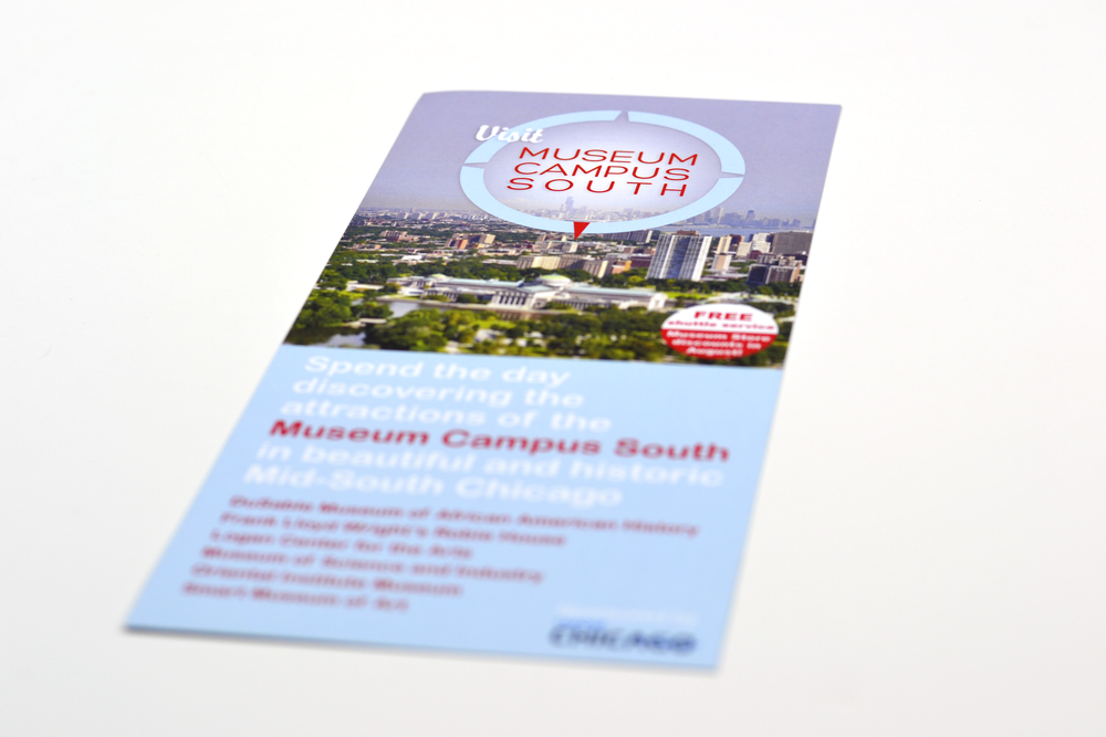 Museum Campus South Rack Card
