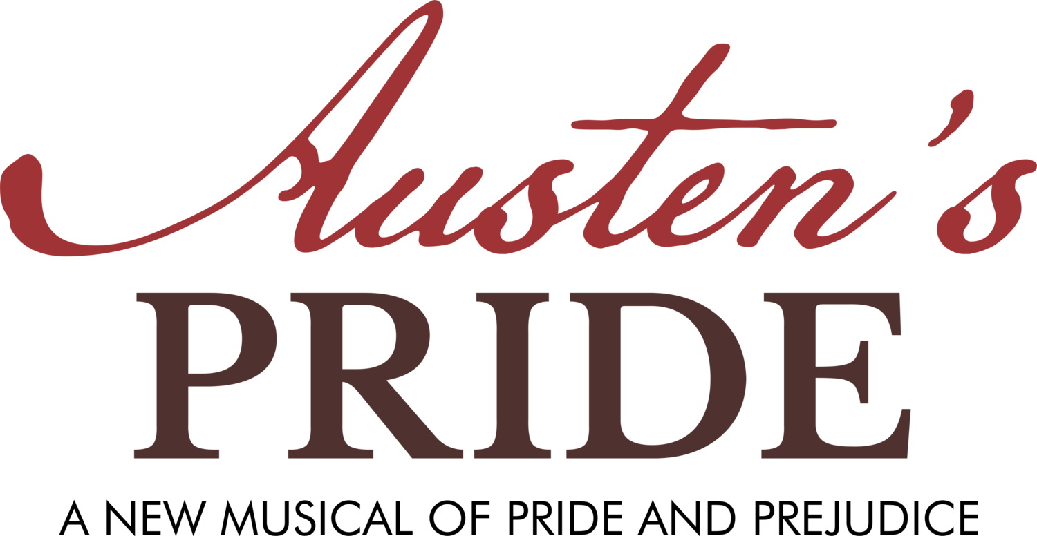AUSTEN'S PRIDE - A NEW MUSICAL OF PRIDE AND PREJUDICE
