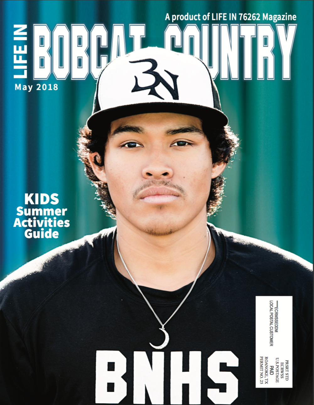 Latest ISsue! CLick and read - The Inaugural issue of BOBCAT COUNTRY