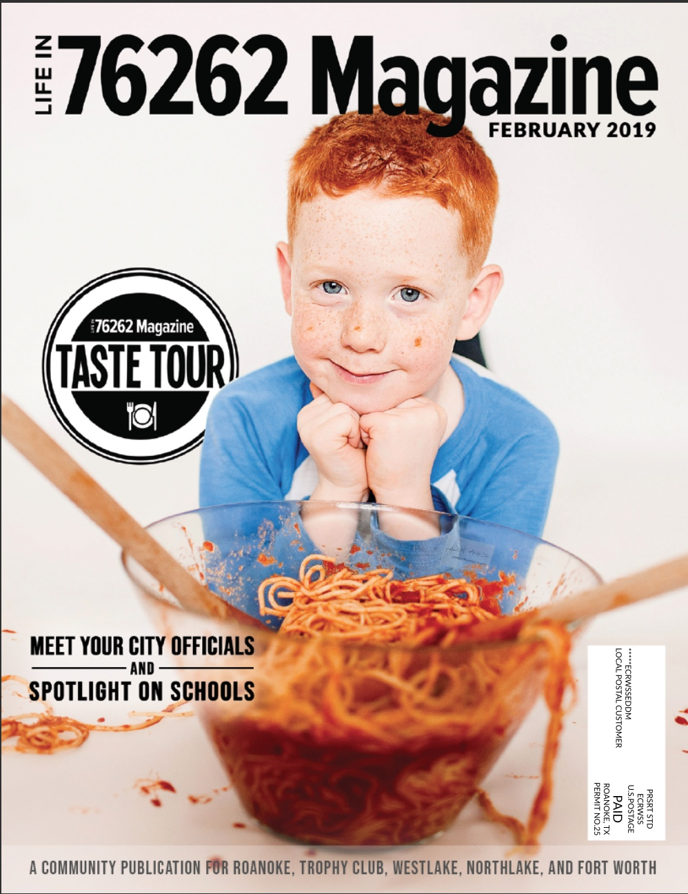 The Taste Tour - Check out some delicious dishes around town, meet some amazing city officials. The preschool comparison chart is a must use when shopping  around and don't forget to see what the caption has to say about he men's restrooms.