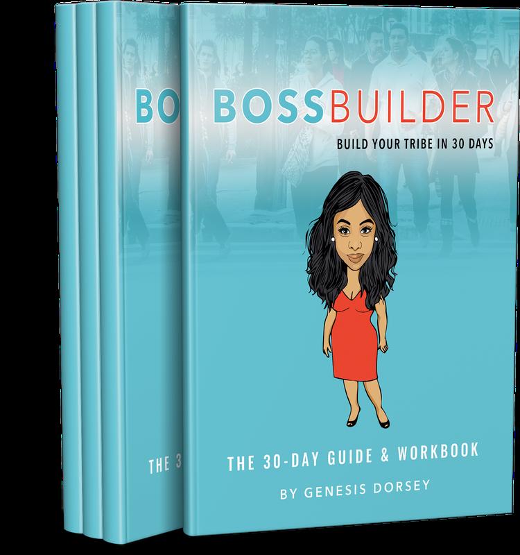 Boss Builder Workbook