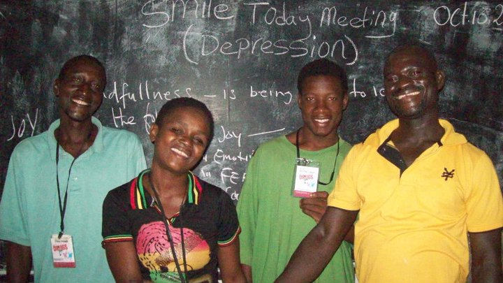 Community mental health program in Liberia by Second Chance Africa (www.codeinnovation.com)