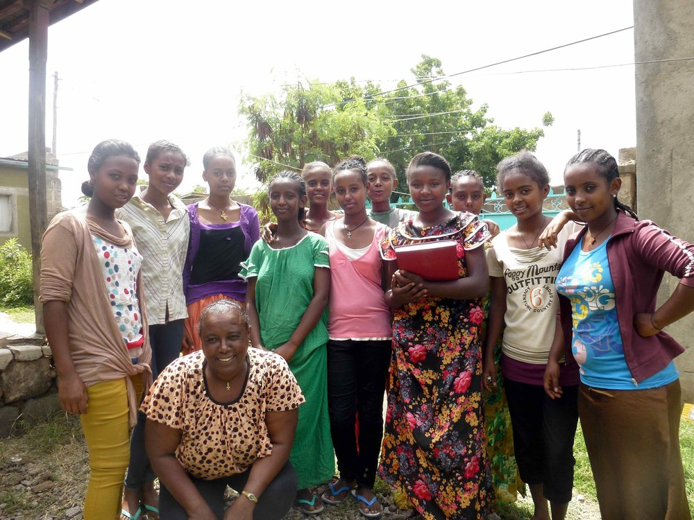Self Help Group Digital Platform Youth Group Ethiopia Meeting.JPG