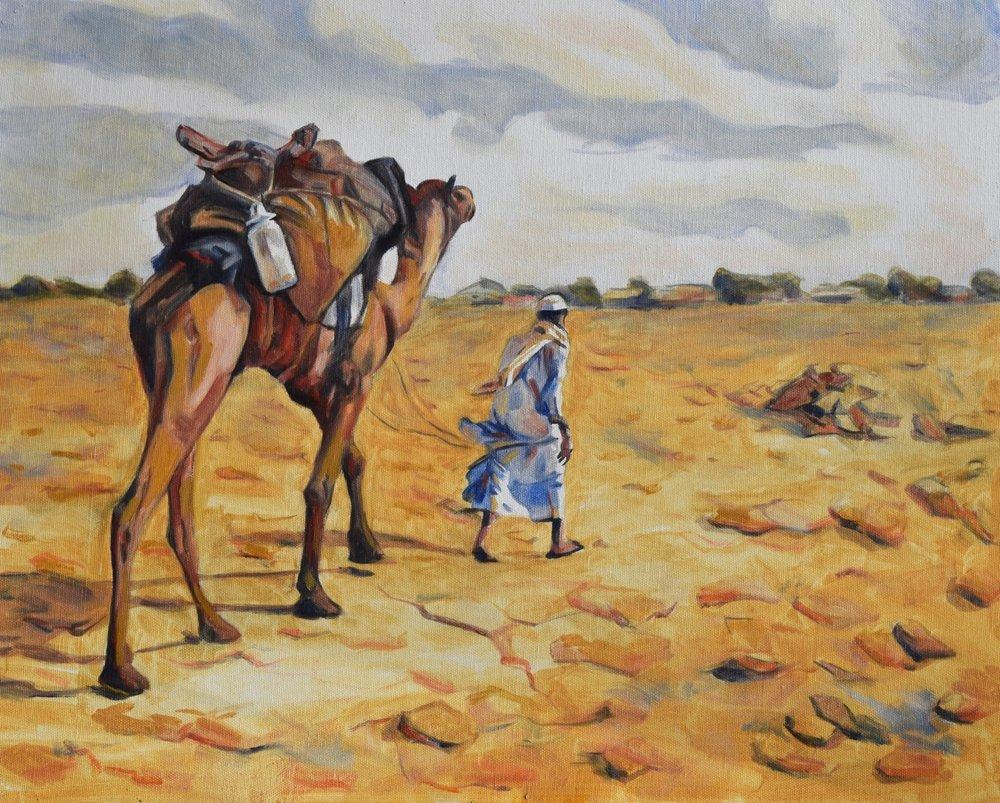 Traveler, Thar Desert