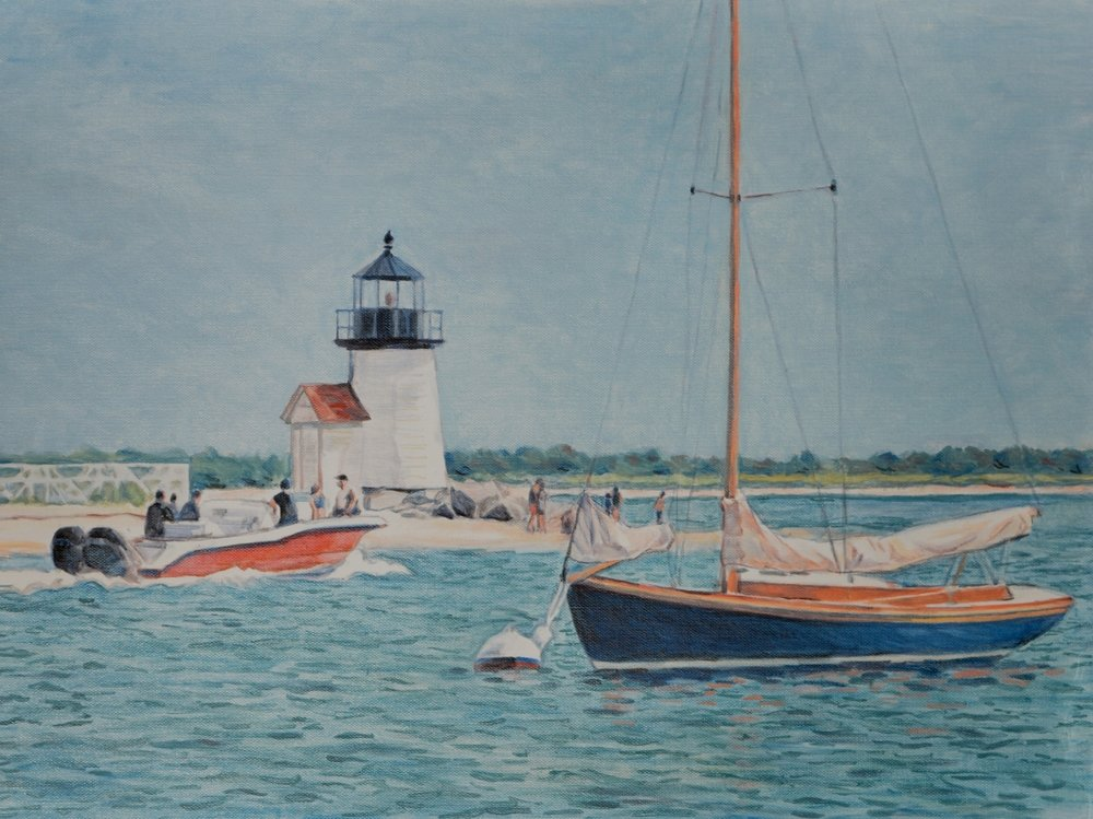 Brant Light, Nantucket
