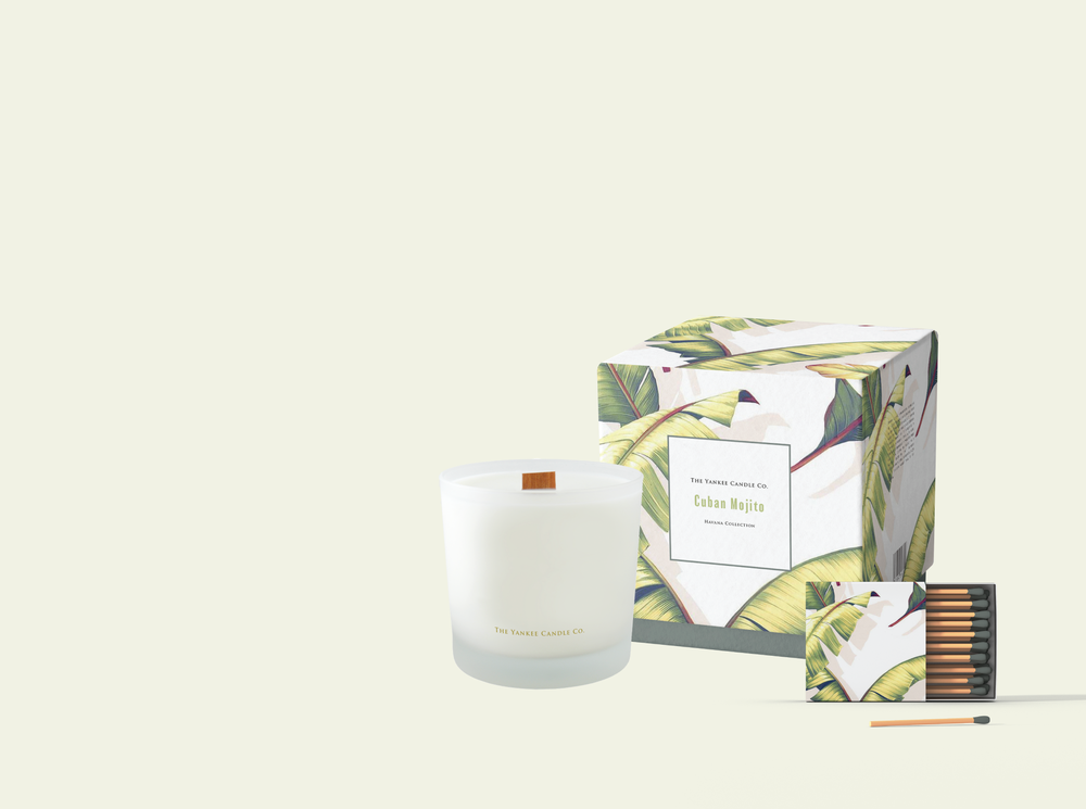 Packaging Design - Yankee Candle Co.