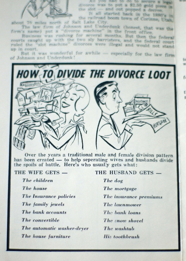 Divorce Truth Tampa Florida Best  Joke Divorce Papers
