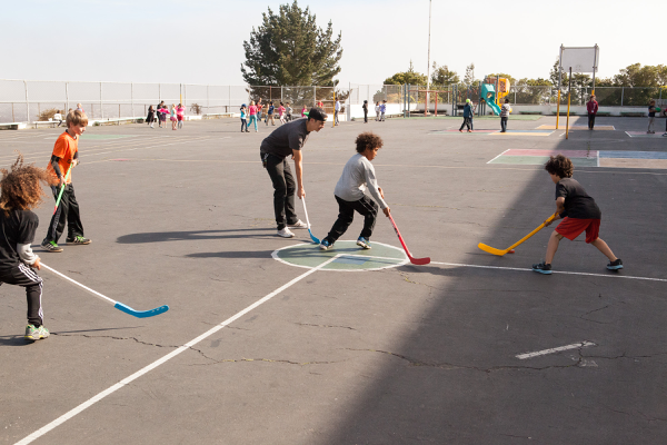 YMCA After School Program on-site at Miraloma - M-F, 1:50 - 6:15 PM