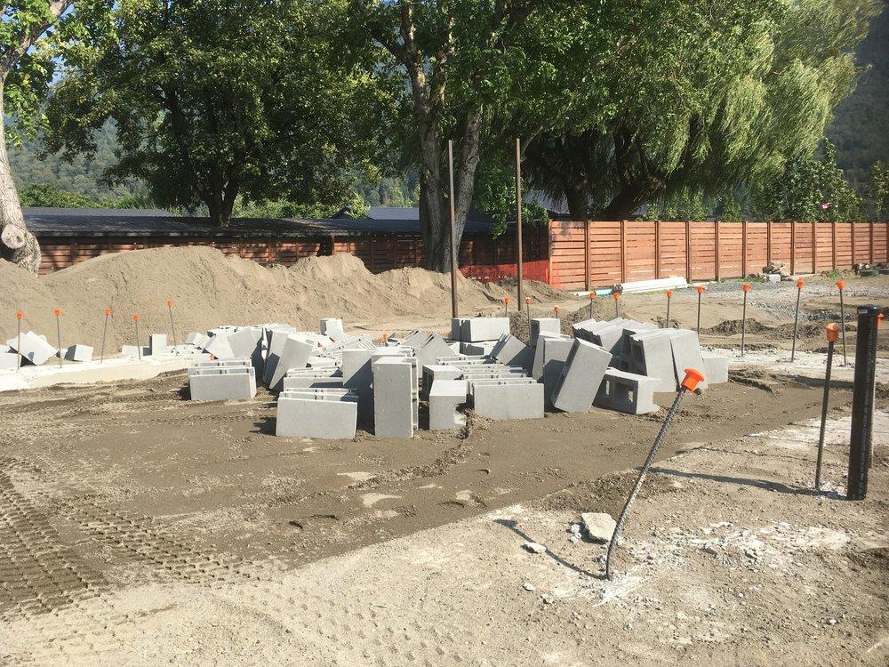 Scattered Blocks
