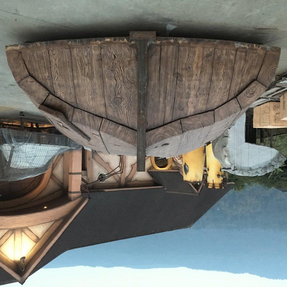 Ship's Hull