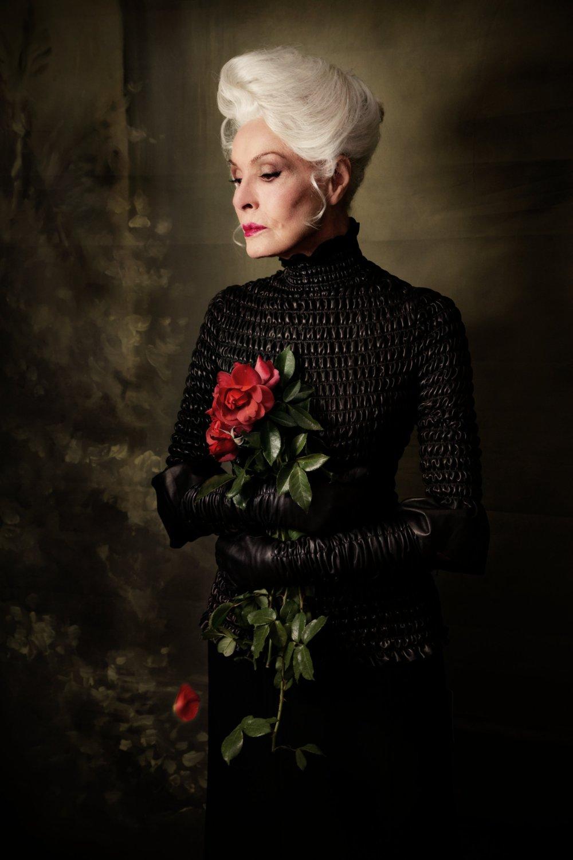 Julie Newmar / Sean Black Photography