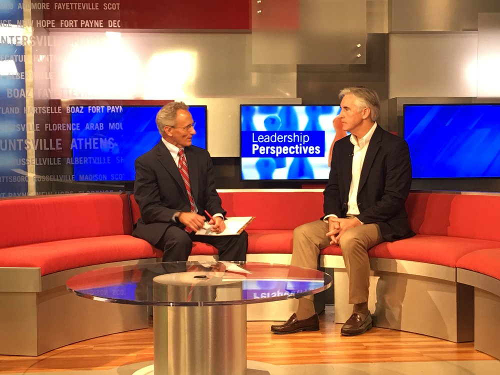 WHNT Interview - Originally Aired: Sunday July, 2nd, 2017