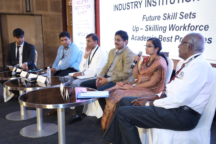 SPEAKER: Mrs. ramya deepak at panel discussion at iis