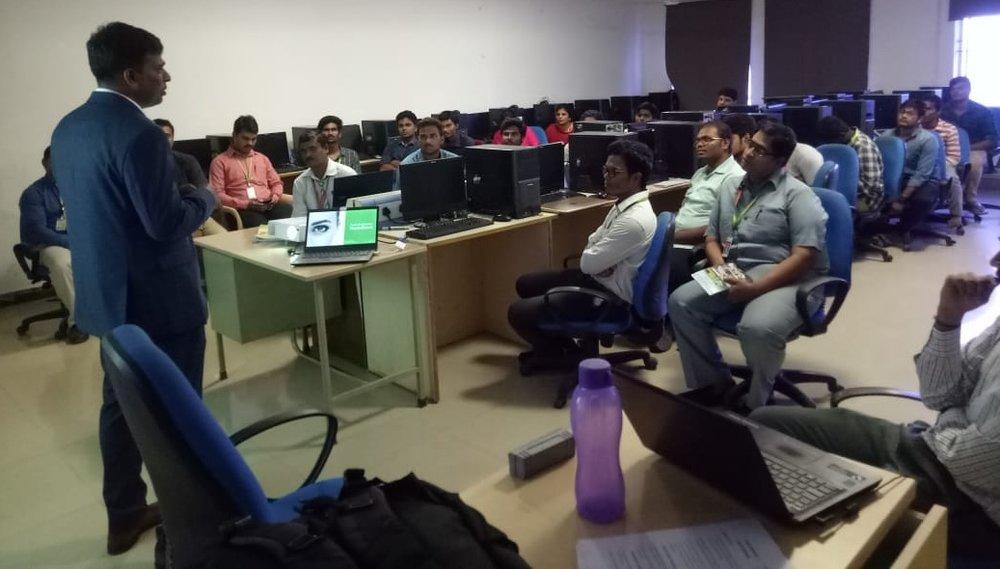 SPEAKER : Mr.S.Yuvaraj Moorthy, Associate general Manager ,Global operations, Schneider Electric