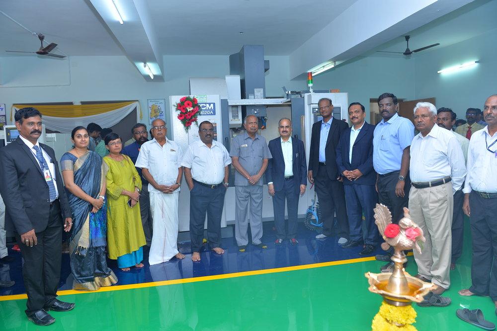 chief guest: ponnuswami,chairman,cii