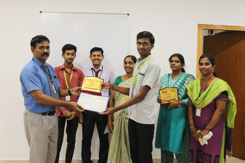 ORGANIZED by cse & it department