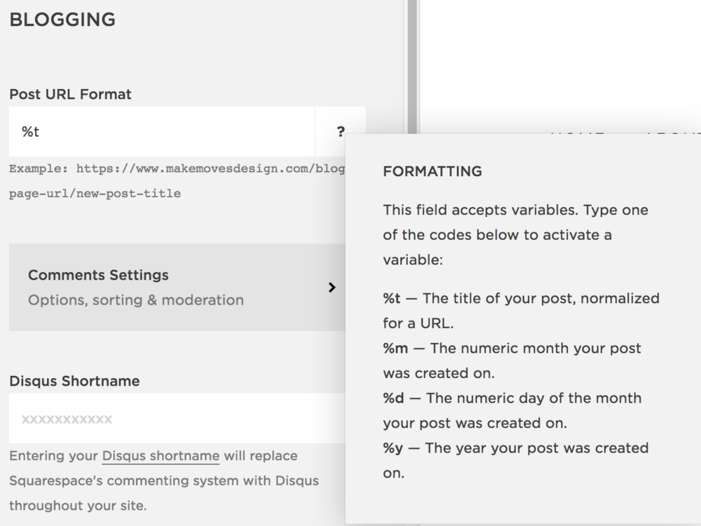 Navigate to  Settings--> Blogging  to change this.