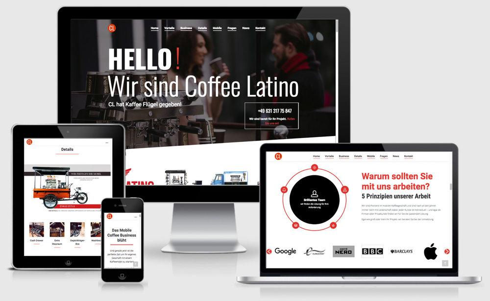 Coffee Latino Deutschland