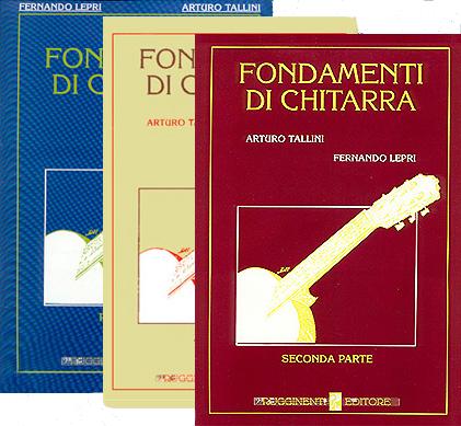 I tre volumi della vecchia edizione
