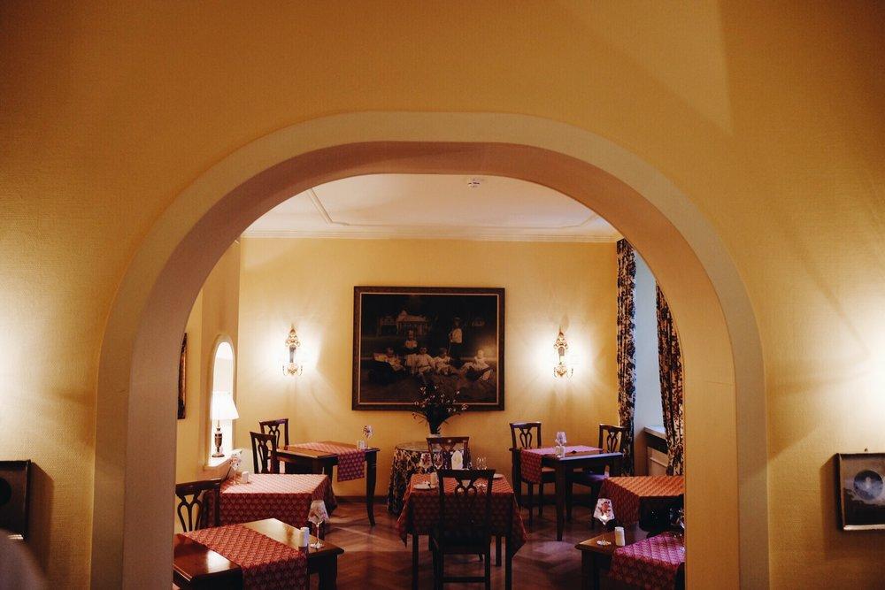 Schloß-Restaurant Linari