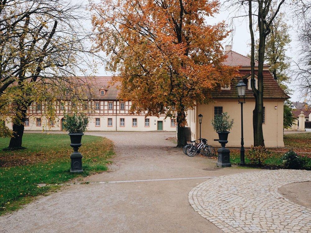 Marstall Schloss Lübbenau