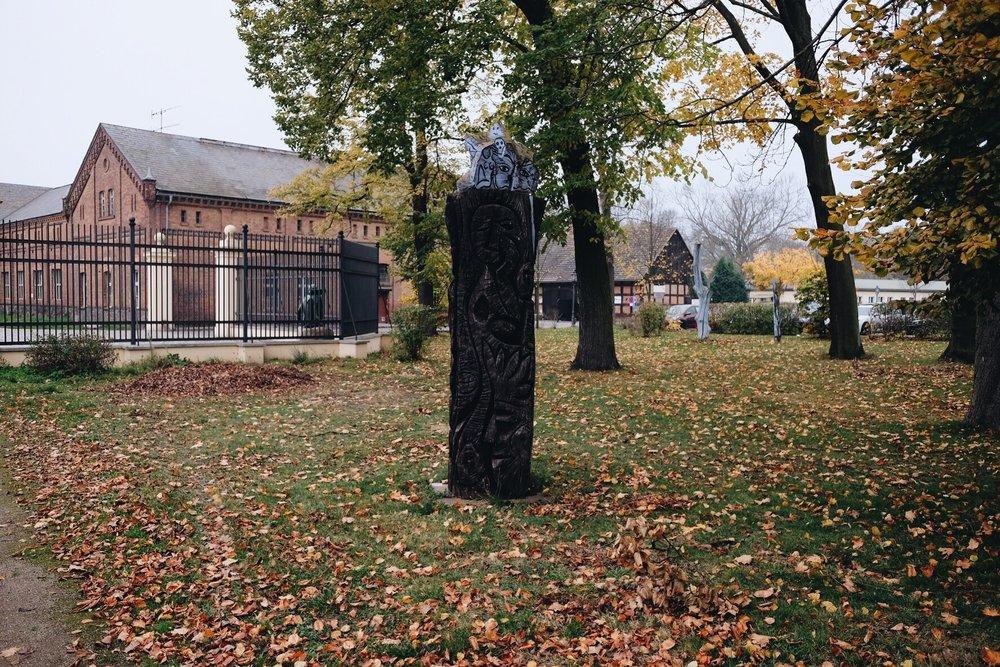 Schlosspark Schloss Lübbenau