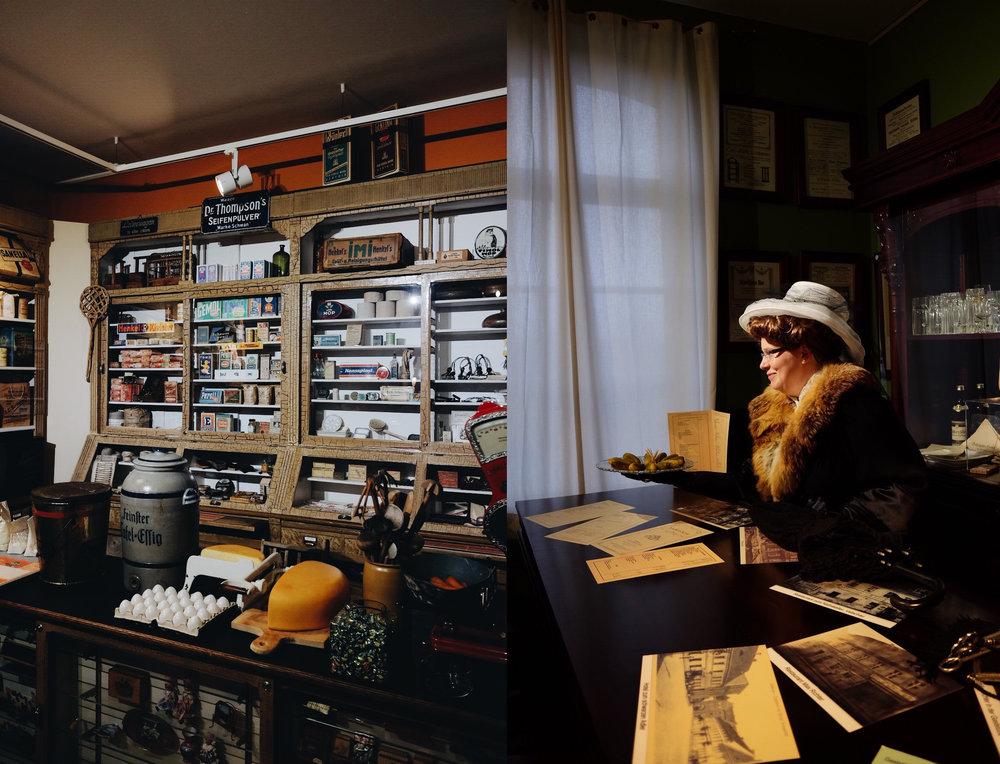 Kolonialwarenladen Spreewald Museum