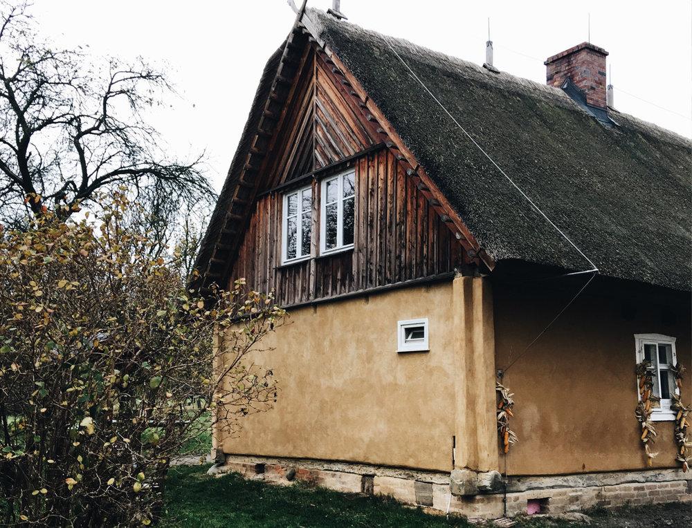 Doppelstubenhaus von 1804 in Burg
