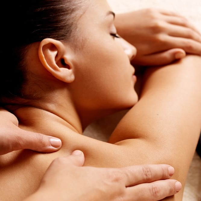 Rejuvenating spa -