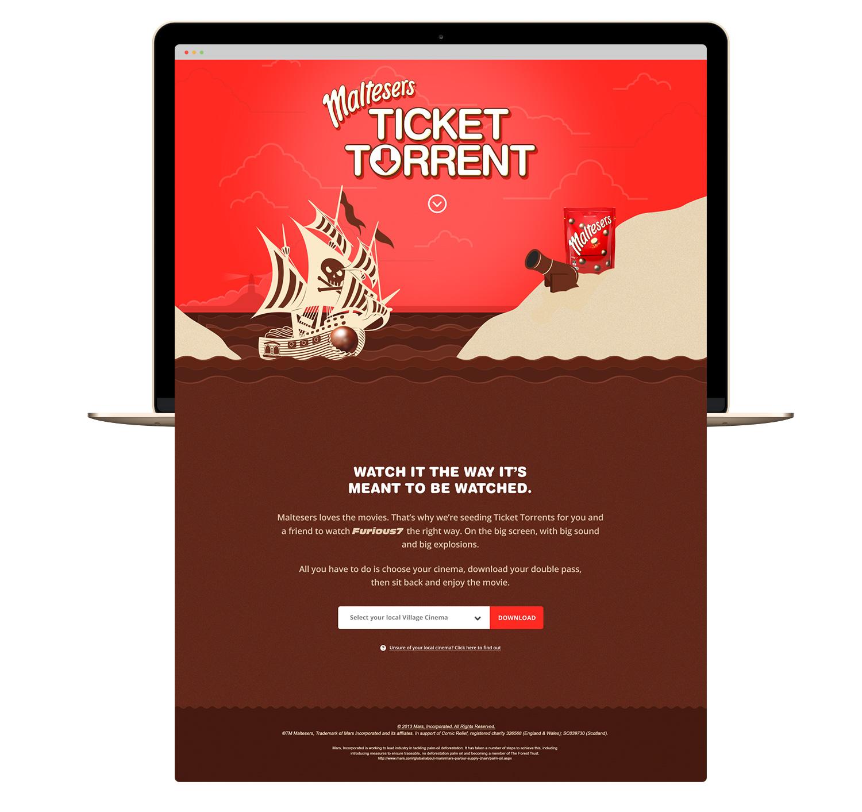 brown torrent