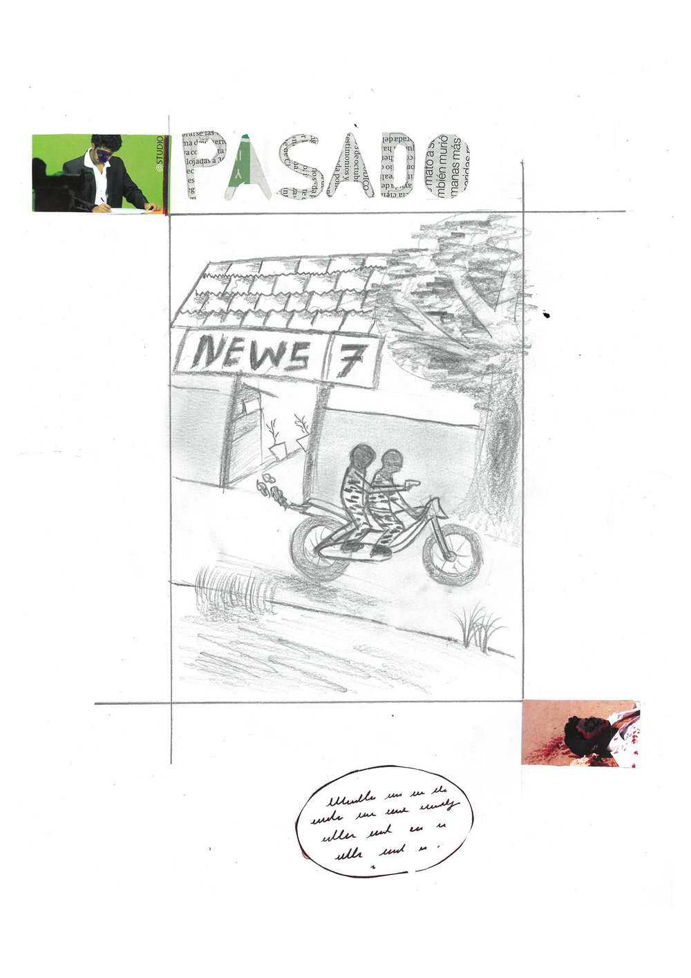 NANTHASRI interpreta su PASADO