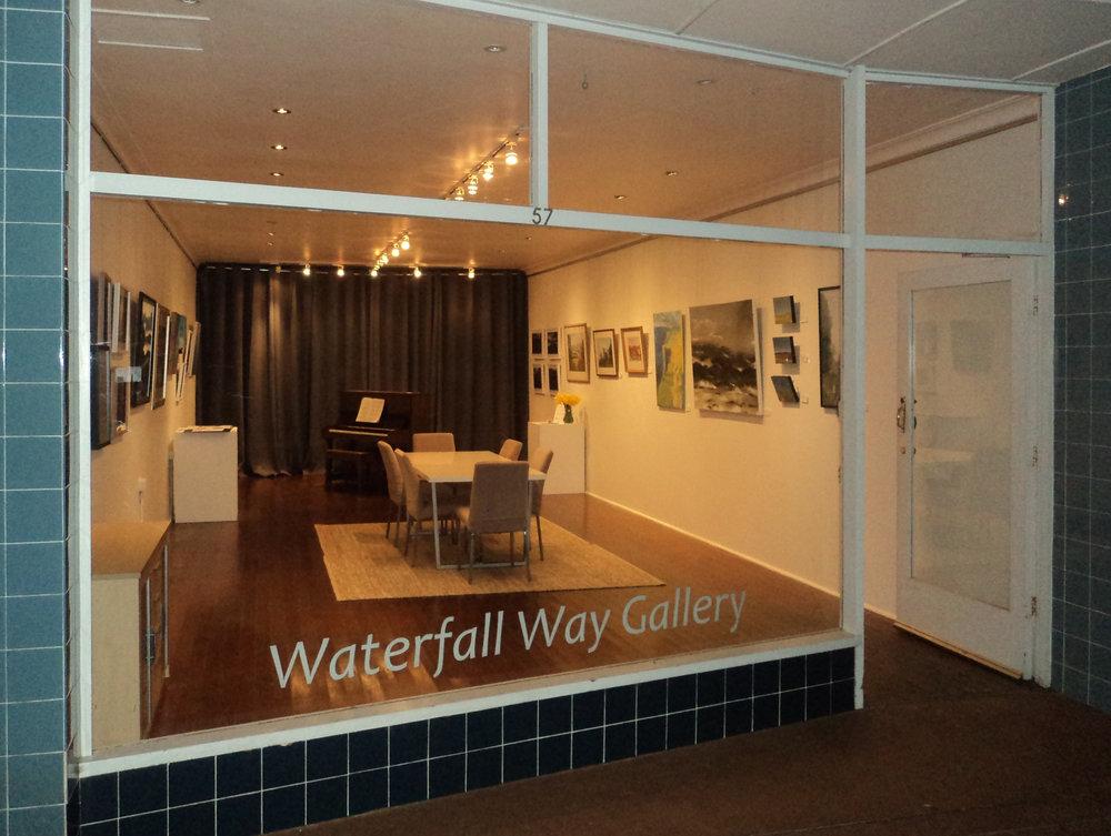 Waterfall Way Gallery, 57 HIckory Street, Dorrigo