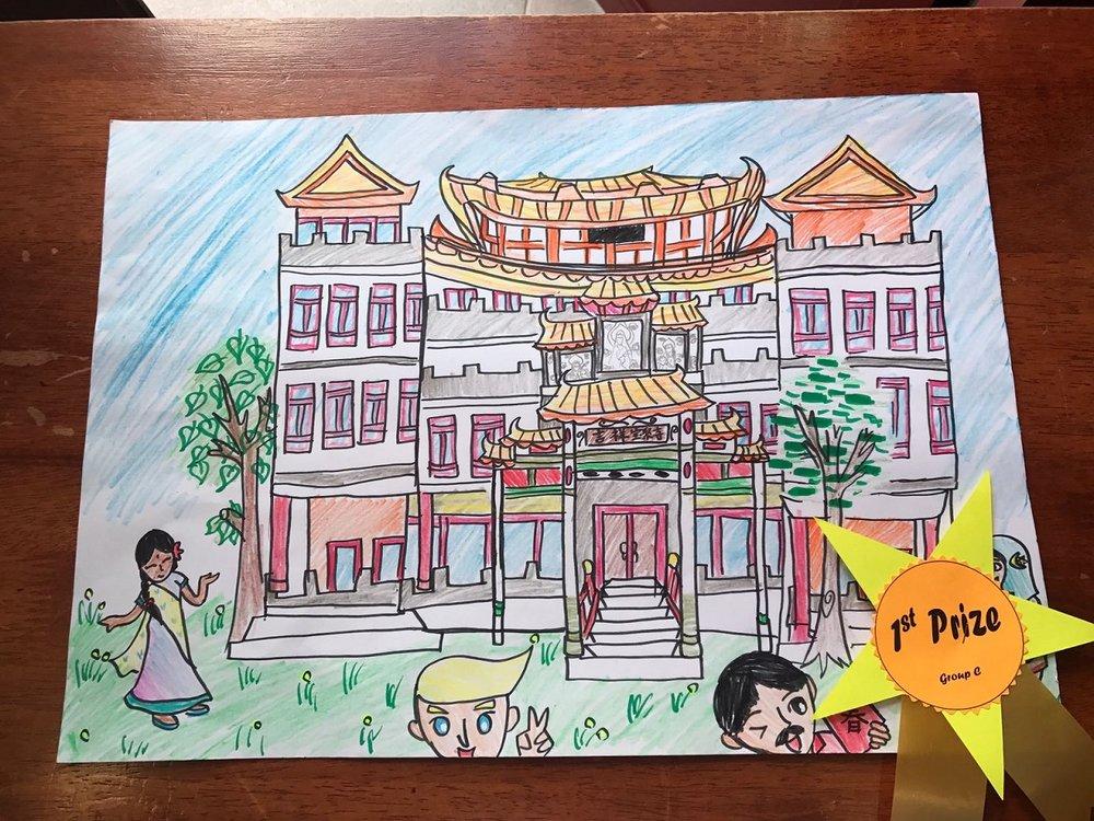 第一名: Toong Qian Hui -