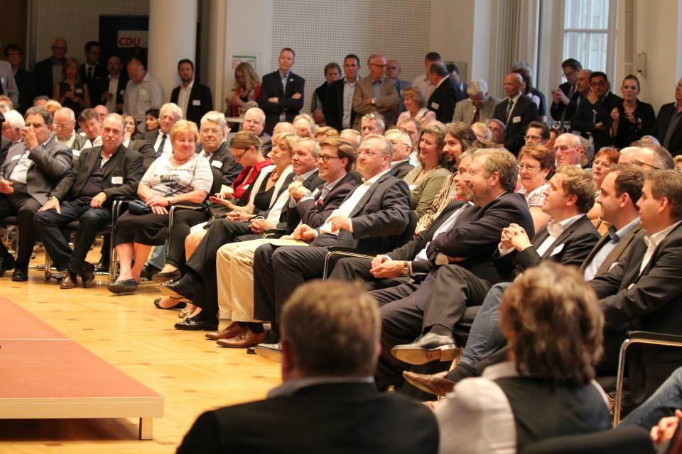 Sportempfang der CDU-Fraktion im AGH