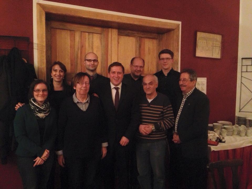 OV Jahreshauptversammlung Pankow Nord