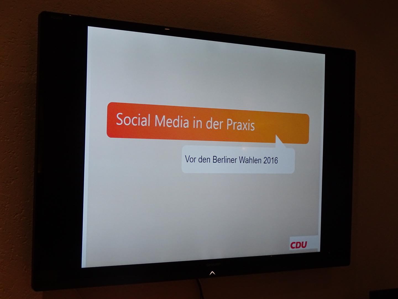 Social Media Tagung 1
