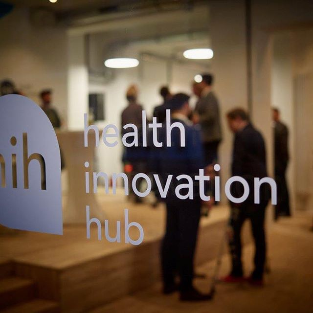 "Finally we opened our ""Health Innovation Hub - Gesundheit neu denken"" with Minister @jensspahn @dorobaer and many others. The inspiring team led by Joerg Debatin and Henrik Matthies will support our work to foster digitalization to achieve a better healthcare system. Thankful and more than happy that so many people full of positive energy and optimism joined our opening yesterday and support our goals. #digitalhealth #movingforward #bundesministeriumfürgesundheit #aboutyesterdaynight"