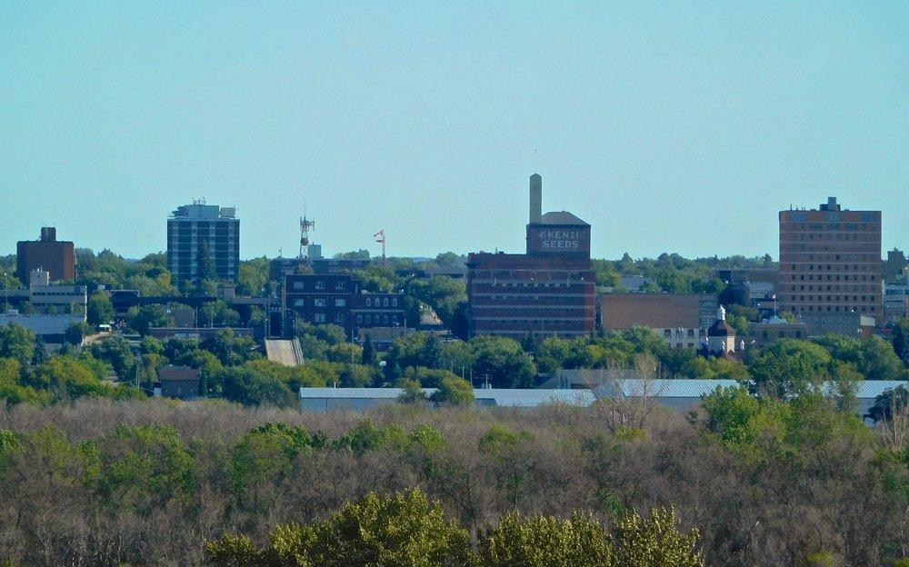 Brandon, Manitoba -