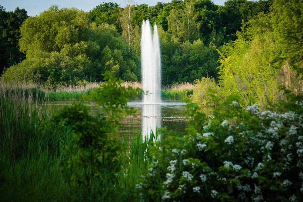 Outdoor Fitness in Gießen - In Gießen könnt ihr in diesen Parks Fitnesstraining im Freien machen:- Wieseckaue / Schwanenteich- THM Platz