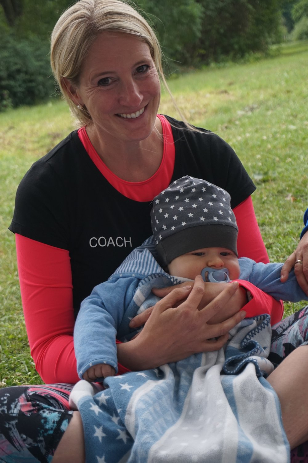 Unsere Fit Mom in Gießen -