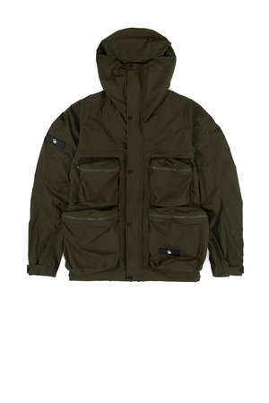 508f81138266 Riot Division Wrapping Parka With Symbiosis System RD-WPWSS KHAKI ...