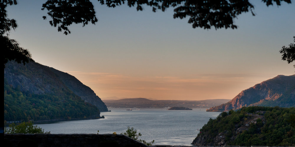 EYE CANDY - THE VIEW FROM WEST POINT AND MORE...