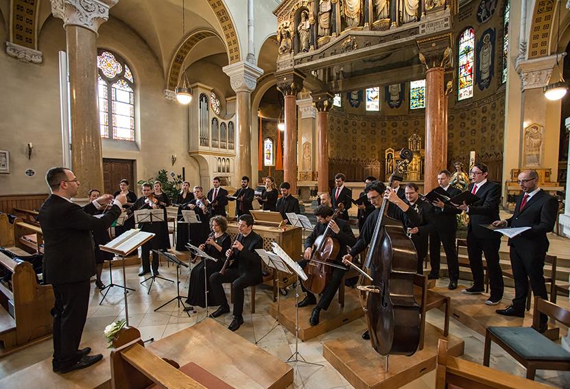 Bach Konzerte Olten – ein mehrjähriger Bachzyklus mit Kantaten, Kammermusik, Orchester- und Orgelwerken