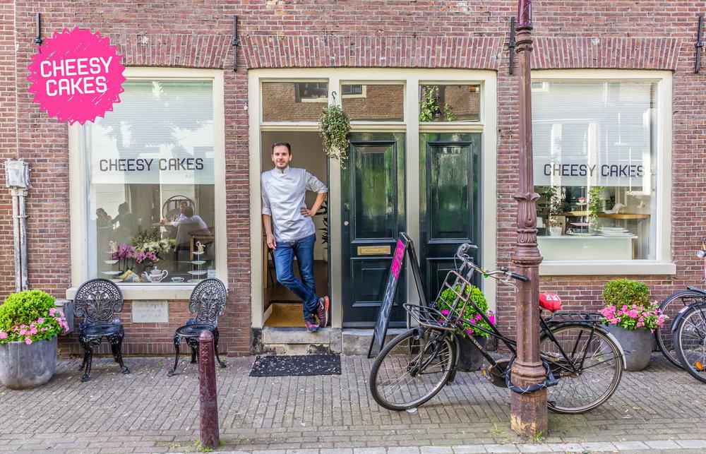 Cheesy Cakes, Amsterdam .