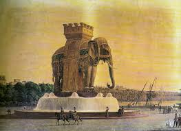 The Elephant of Bastille