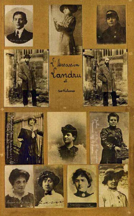 Landru's victims.