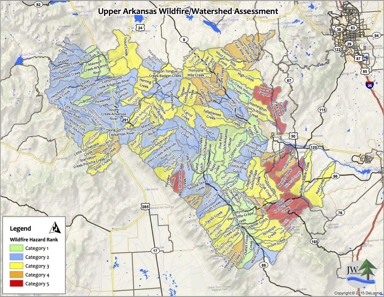 Upper Arkansas — JW Associates