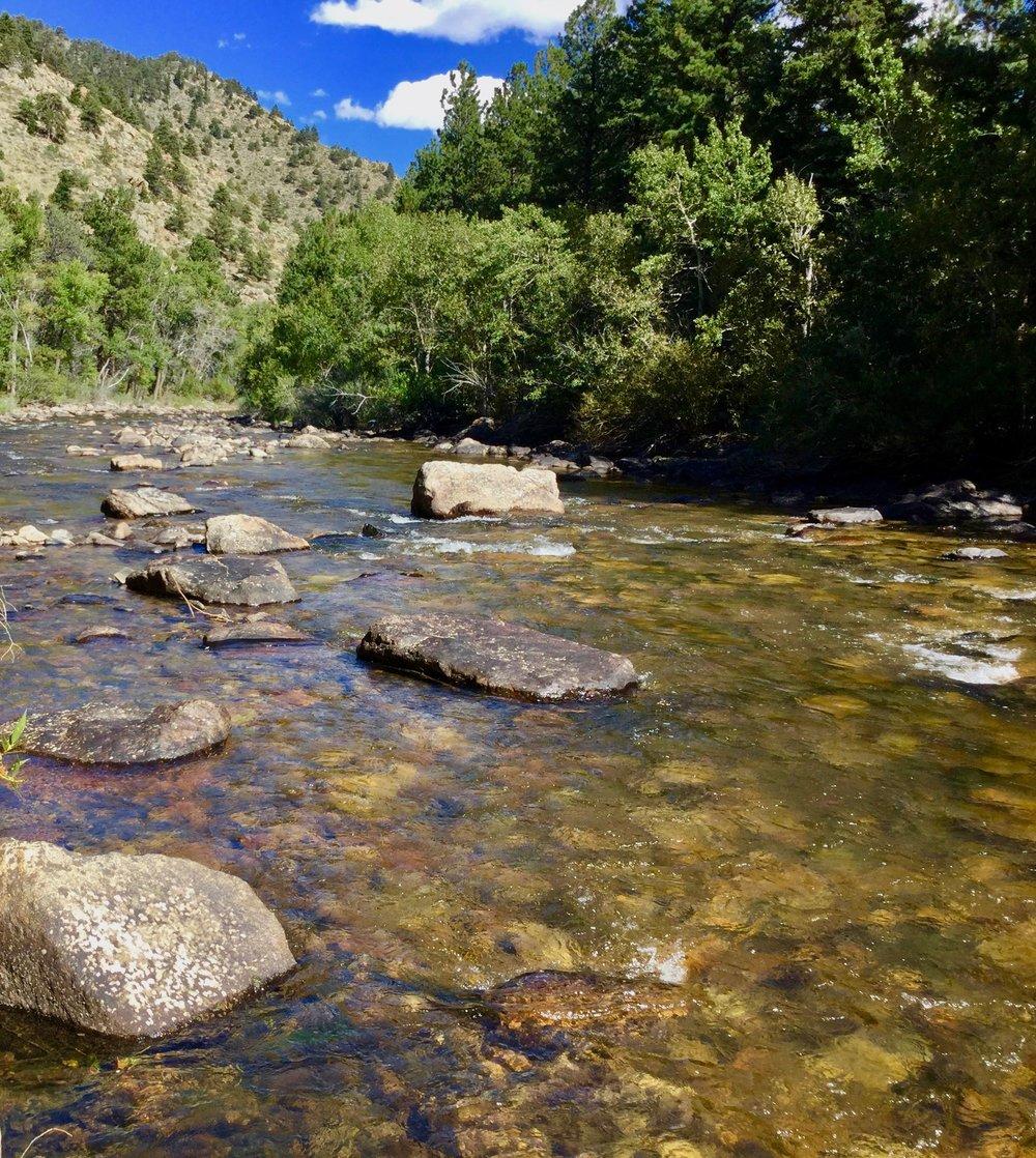 Upper Poudre River