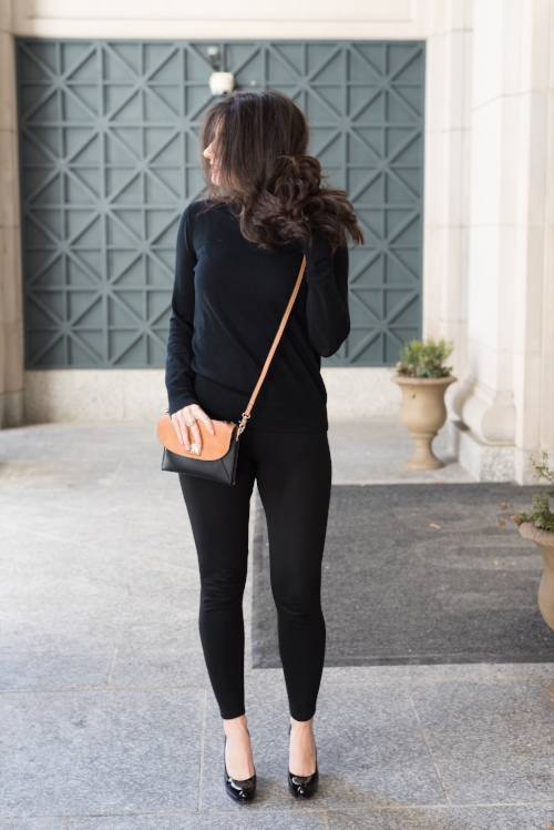 look inspired by french style