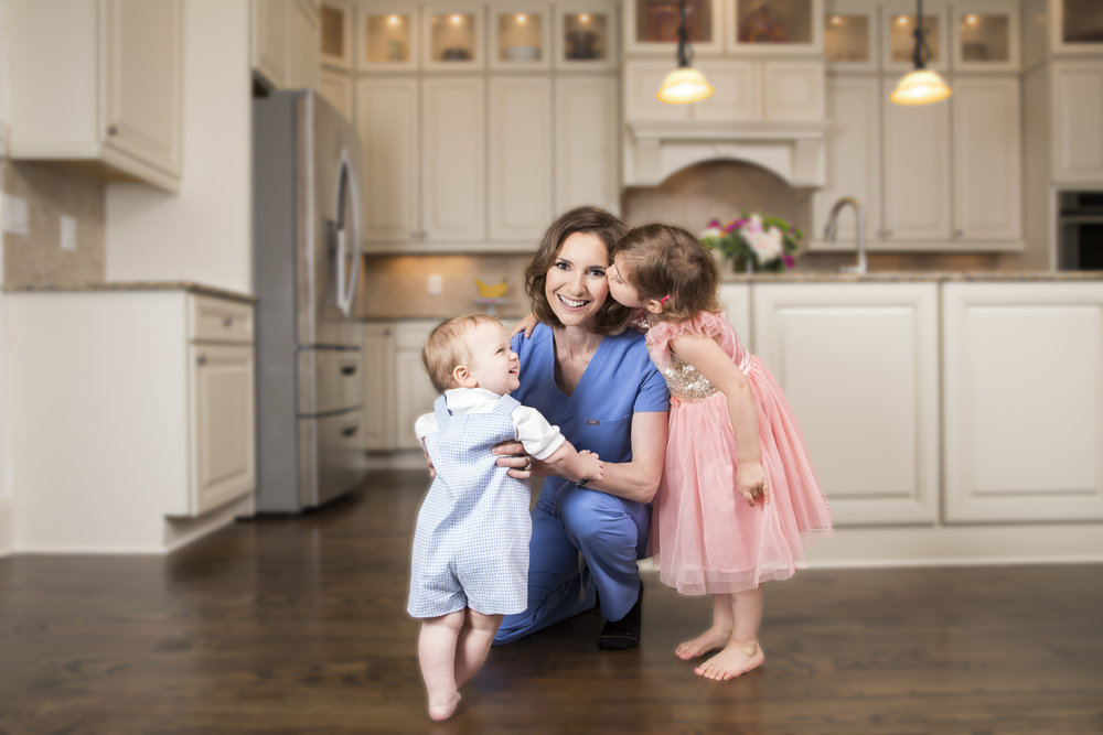 Darria Long Gillespie - ER physician, Author of Mom Hacks